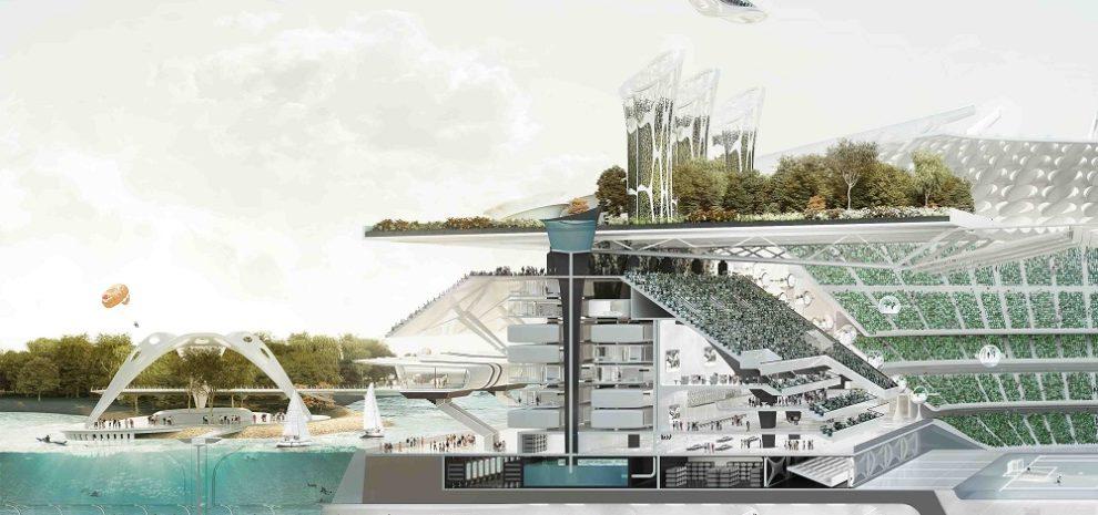 stadion przyszłości