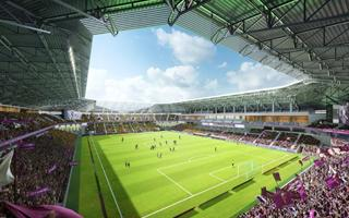 New design: Finally go-ahead for Kyoto stadium