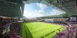 New design: Finally go-ahead for Kyoto stadium