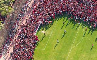 Cairo: Shocking turnout for Al Ahly training forces evacuation