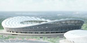 New design and construction: The white saddle from Suzhou