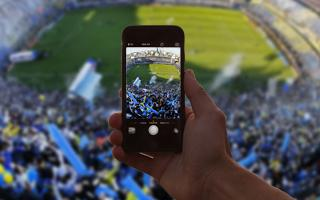 How best to capture your day at a big football match