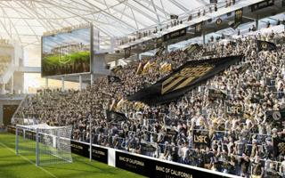 Los Angeles: LAFC hope to grab piece of European pub culture