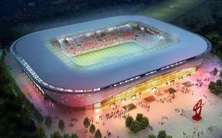New design: Hapoel's future home