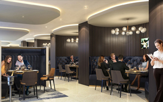 London: Tottenham reveals Michelin star level dining at new stadium