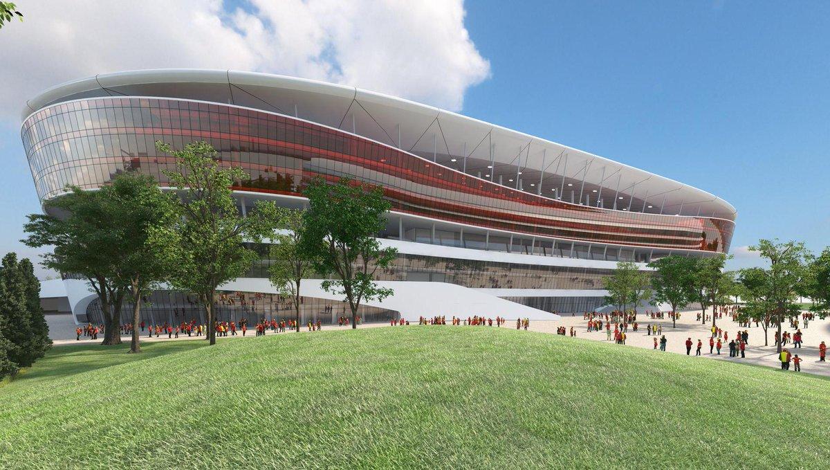 Nieuw Nationaal Stadion