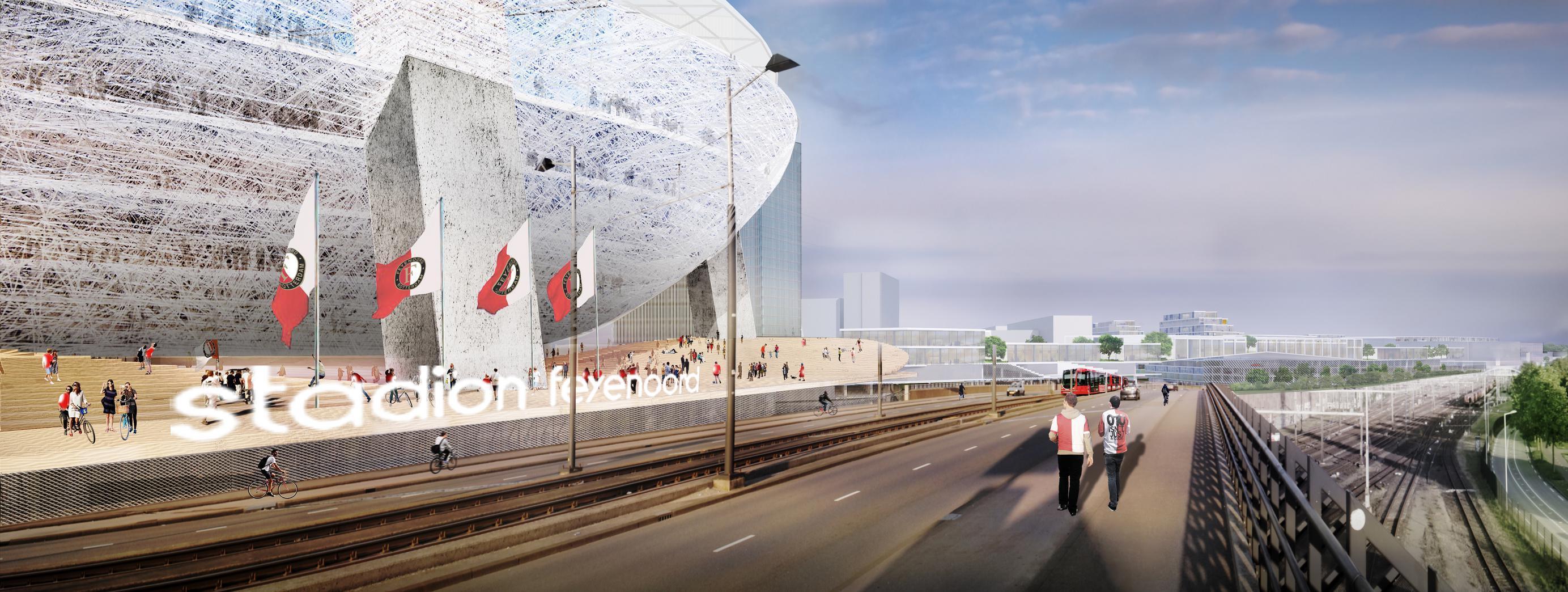 Nieuw Rotterdam Stadion
