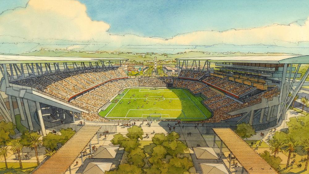 SDSU Stadium
