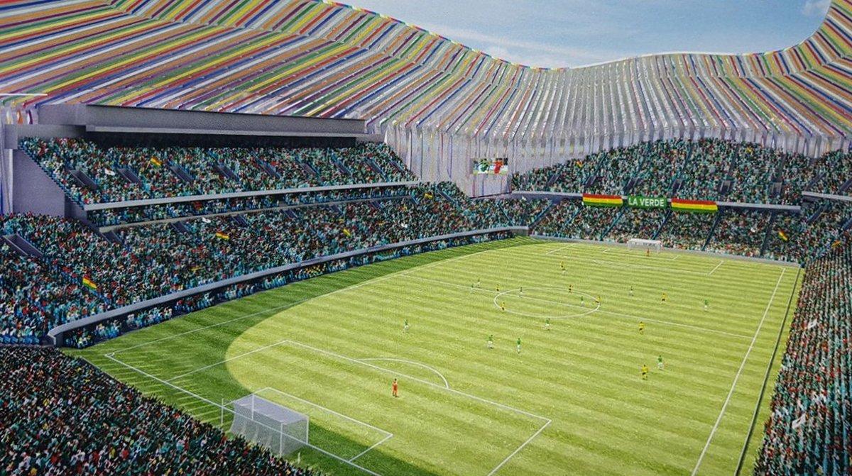 Estadio Nacional de Bolivia