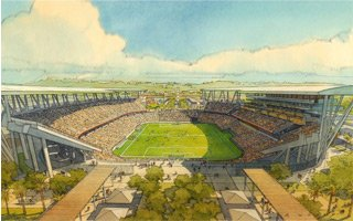 New design: Second bid for Qualcomm Stadium site