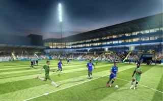London: Wimbledon celebrate stadium agreement signing