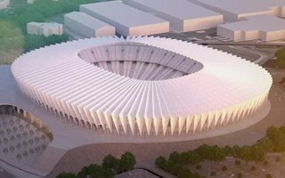 Brussels: Counter-bid for Belgium's national stadium
