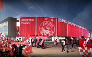 Aberdeen: Stadium subsidiary announced, decision in January