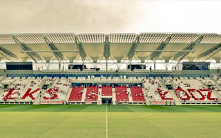 Poland: Expansion of ŁKS stadium to end in 2020