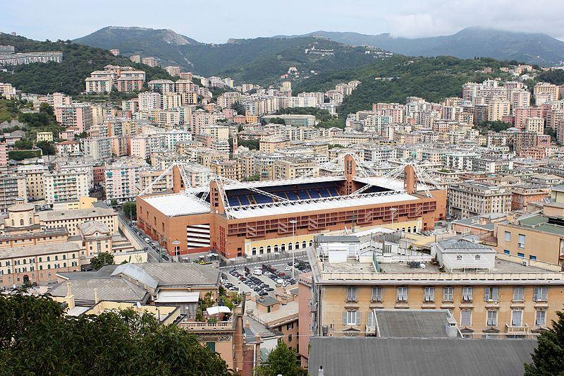 Stadio Luigi Ferraris - Marassi