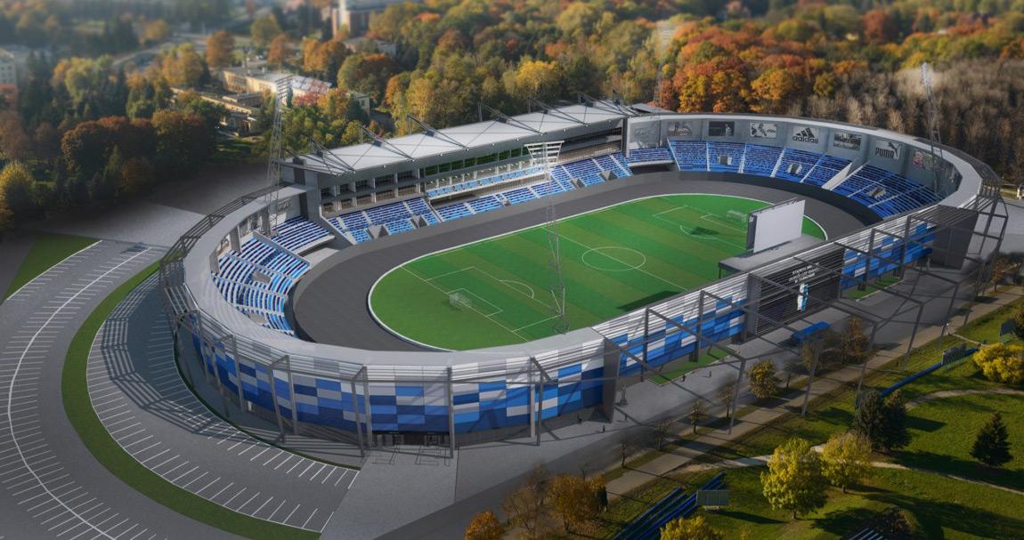 Stadion Unii Tarnów