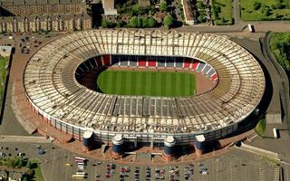Glasgow: Could empty Hampden sink Queens Park?