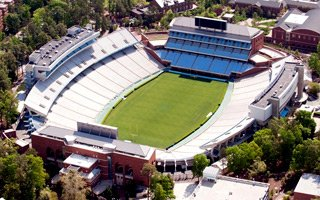 North Carolina: Kenan Stadium to become (almost) all-seater