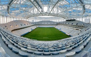 Nizhny Novgorod: Stadium to get out of the red 7 years after World Cup?