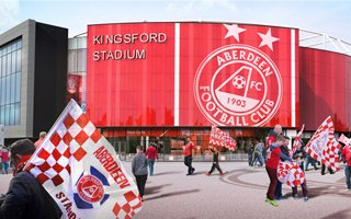 Scotland: Planning officials recommend Aberdeen stadium for approval