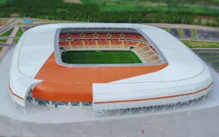 New stadium: The apricot of Malatya