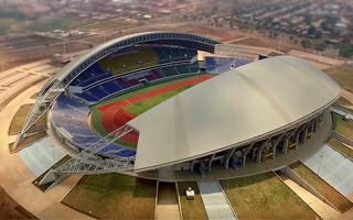 New stadium: Malawi's (Chinese) national pride