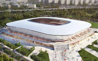 New design: Finally, truly football derby of Shanghai