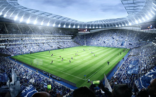 London: Tottenham (again) ask for capacity increase