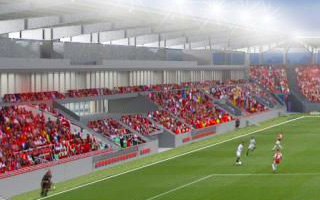 Poland: Opole to build a 13,000-seat stadium