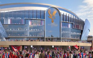 London: Planners not entirely pleased with Crystal Palace design