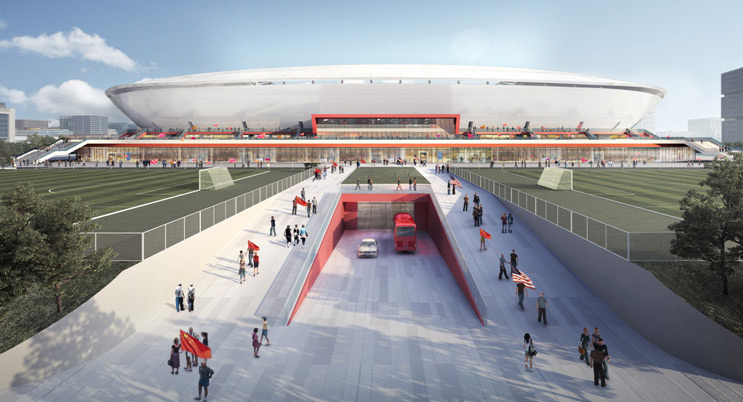 Pudong Stadium