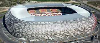 Stadium of the Year 2017
