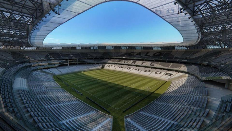 Arena MRV / Estadio do Galo