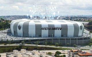 Belo Horizonte: Atletico Mineiro boost Arena MRV capacity