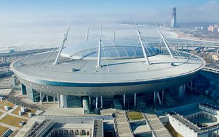St. Petersburg: Zenit to take over at Stadion St. Petersburg