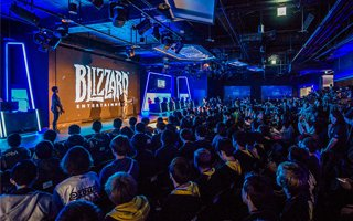 Blizzard new purpose built stadium shows how far esports has come in a short time