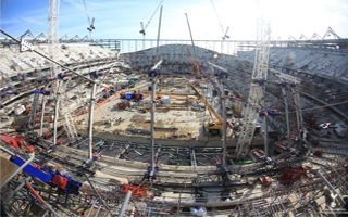 London: Spurs prepared for big lift