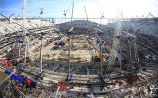 London: Spurs prepared for big lift