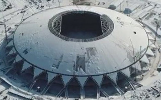 Russia 2018: Samara Arena's dome ready in 74%