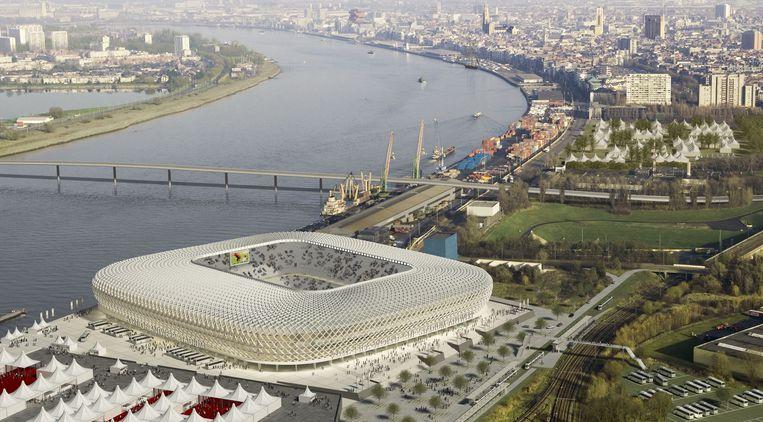 Stadion Petroleum-Zuid