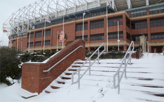 England: Sunderland offer stadium as homeless shelter