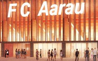 Switzerland: Aarau stadium won't see groundbreaking until 2021