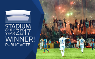 Stadium of the Year 2017: Public Award – La Nueva Olla!