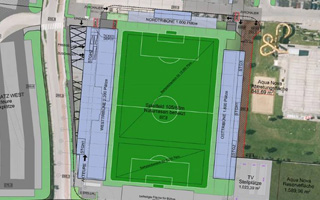 Austria: Stadium in Wiener Neustadt approved