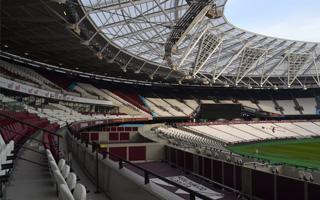London: West Ham in legal dispute over capacity
