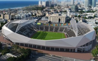 Tel Aviv: Bloomfield Stadium to be opened in May, 2019