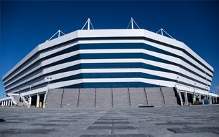 Russia 2018: Kaliningrad almost ready for opening