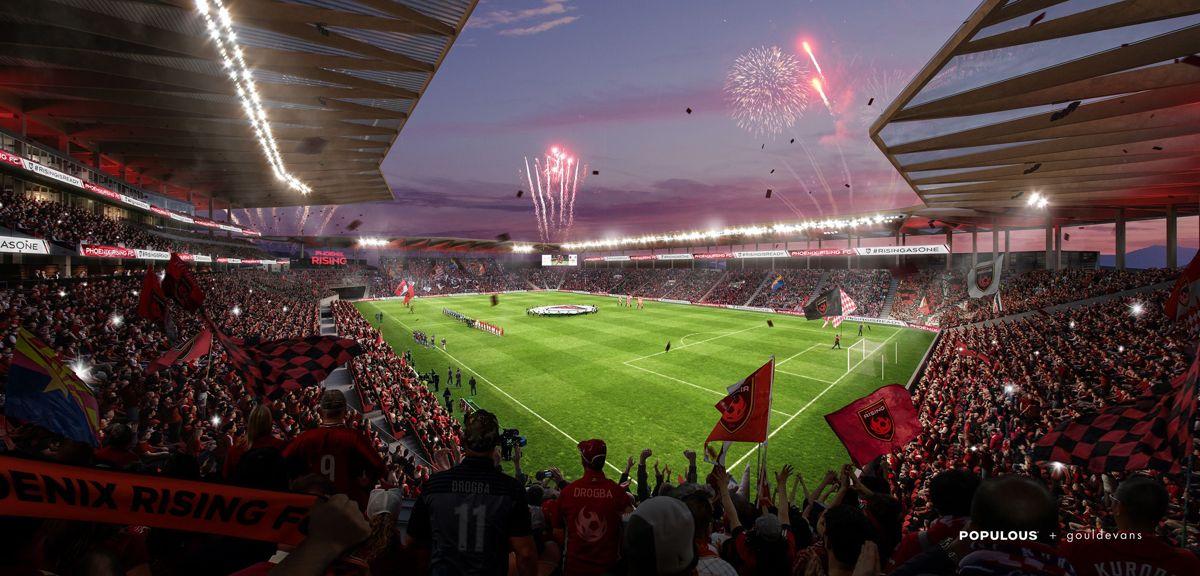 Phoenix Rising Stadium