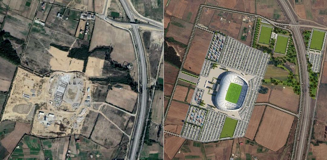 Grand Stade de Tetouan