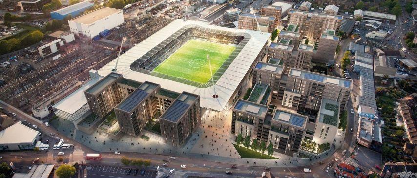 AFC Wimbledon - Plough Lane
